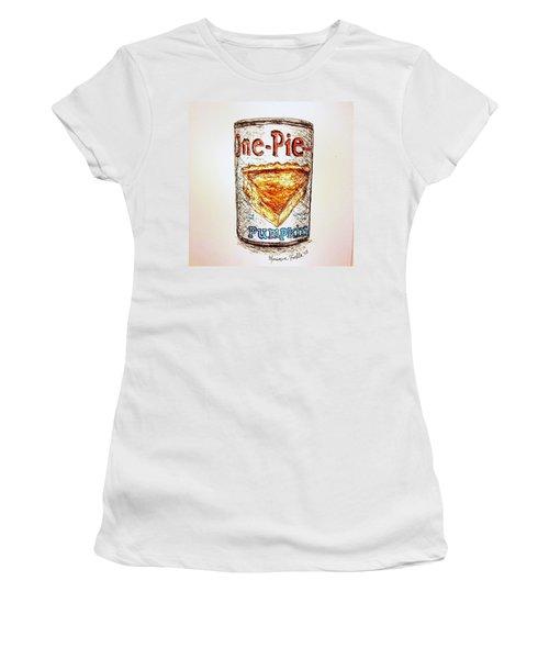 Pumpkin Pie Can Women's T-Shirt
