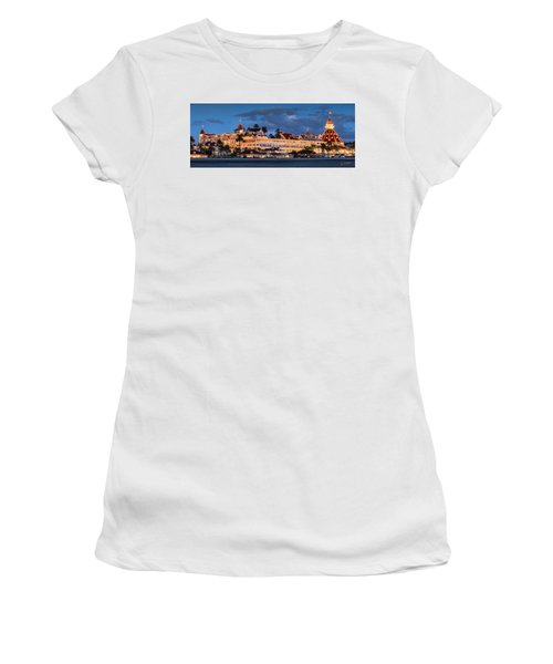 Pure And Simple Pano 48x18.5 Women's T-Shirt