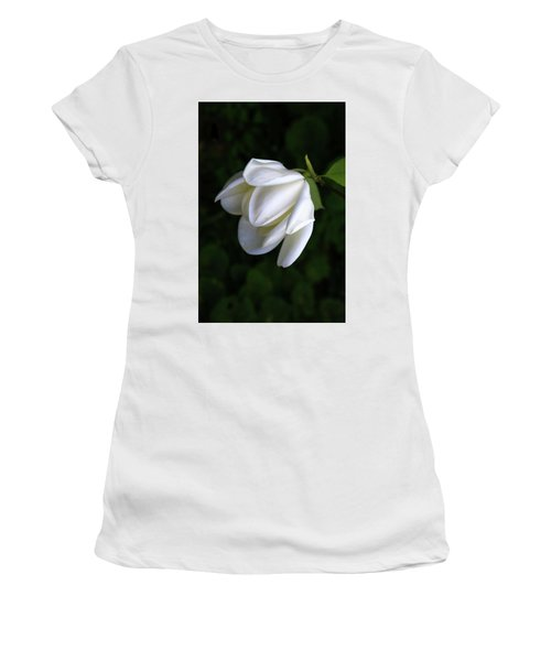 Purity In White Women's T-Shirt (Athletic Fit)
