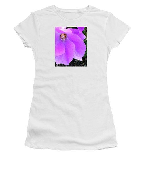 Purple Flower 1 Women's T-Shirt