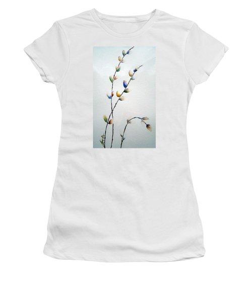Pussy Willows Women's T-Shirt