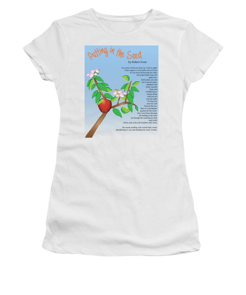 Putting In The Seed Women's T-Shirt