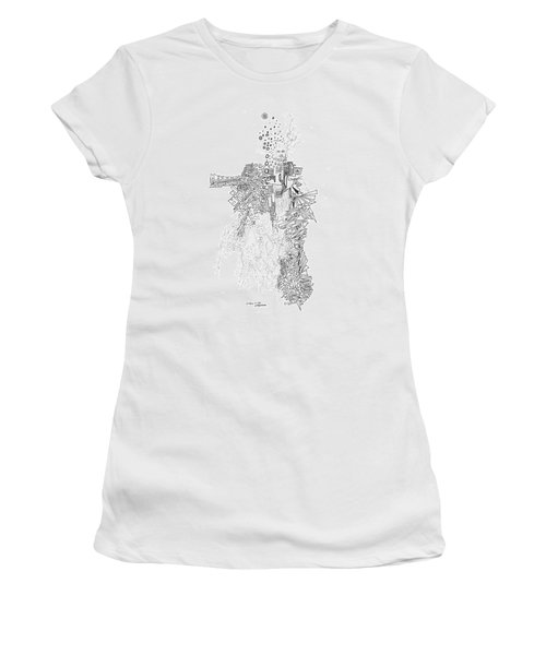 Queen Of The Afternoon Women's T-Shirt