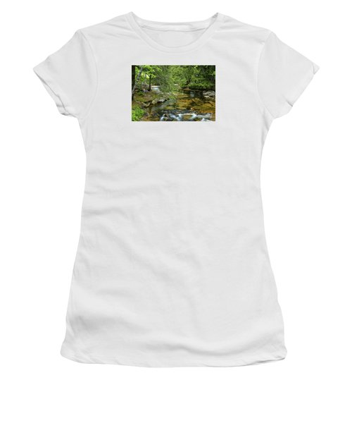 Quiet Place Women's T-Shirt (Athletic Fit)