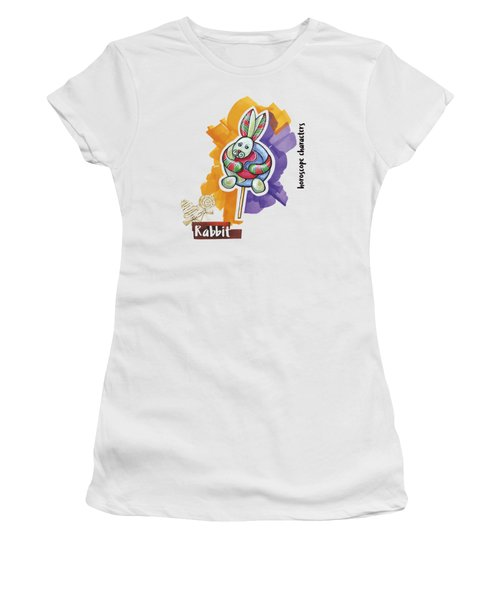 Rabbit Horoscope Women's T-Shirt