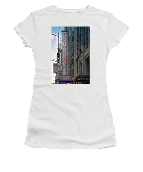 Radio City Music Hall Women's T-Shirt