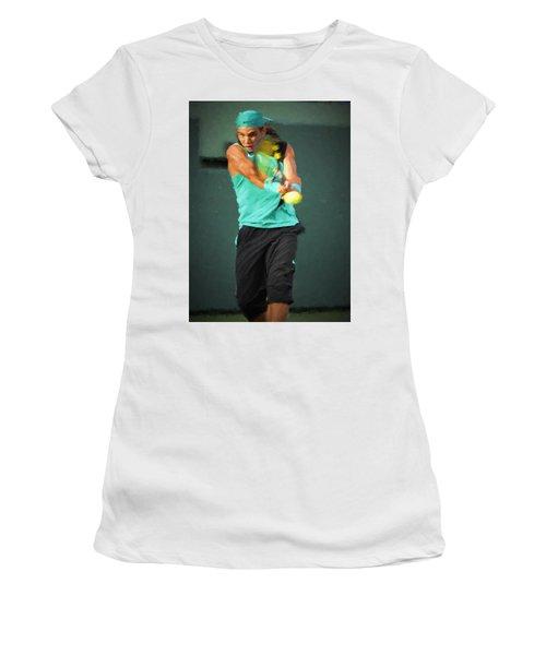 Rafael Nadal Women's T-Shirt