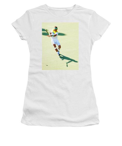 Rafael Nadal Shadow Play Women's T-Shirt
