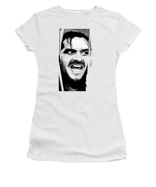 Rage Women's T-Shirt (Junior Cut) by Joeri Van Royen