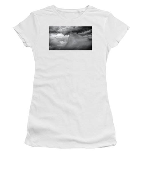 Rain Cloud Women's T-Shirt (Athletic Fit)