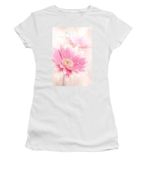 Raining Petals Women's T-Shirt