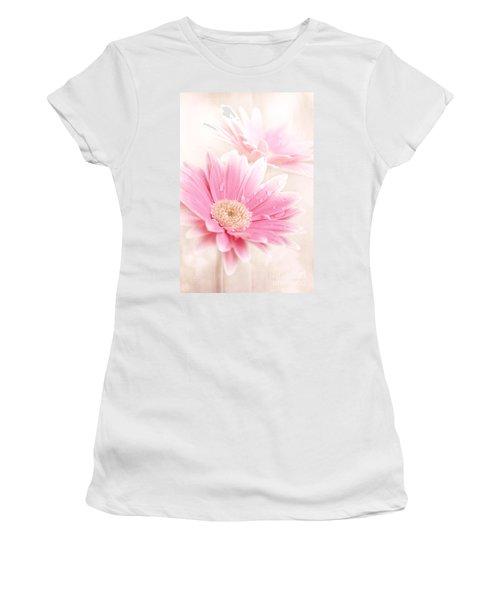 Raining Petals Women's T-Shirt