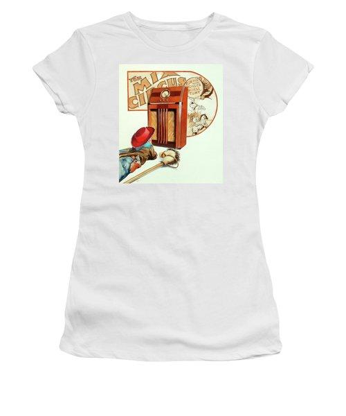 Raised On The Radio 2 Women's T-Shirt
