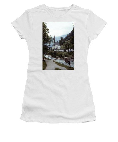Ramsau Church Women's T-Shirt