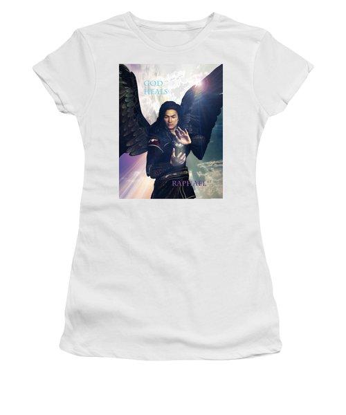 Raphael Heals 7 Women's T-Shirt (Athletic Fit)