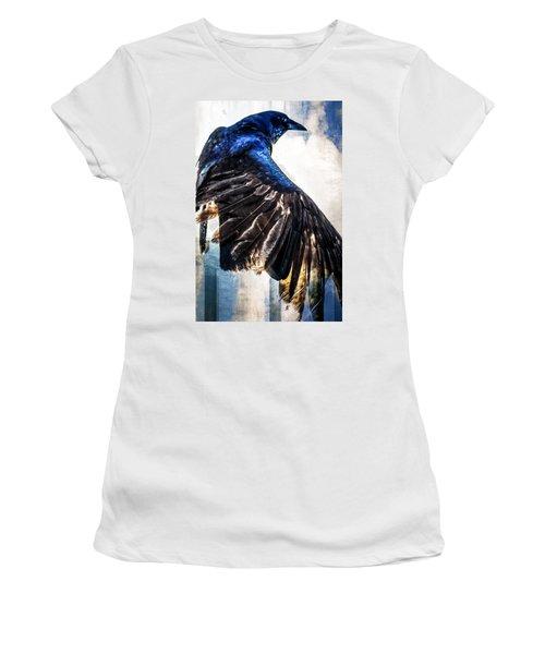 Raven Attitude Women's T-Shirt