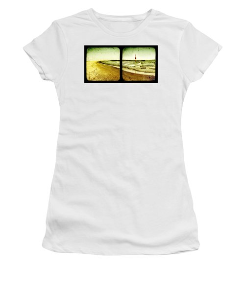 Reaching For Your Hand Women's T-Shirt