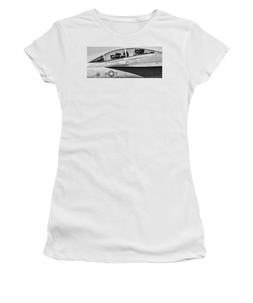 Ready And Willing Women's T-Shirt