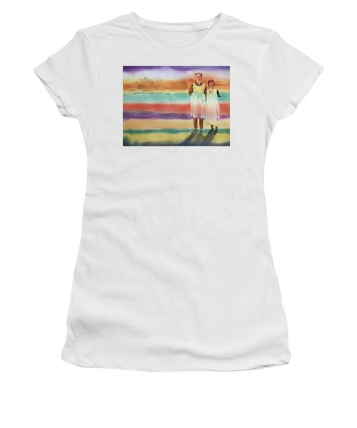 Real Men Wear Aprons Women's T-Shirt