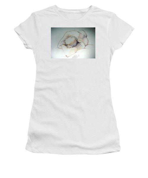 Reclining Study 3 Women's T-Shirt