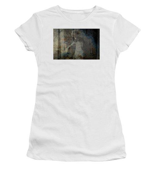 Recurring Women's T-Shirt (Junior Cut) by Mark Ross