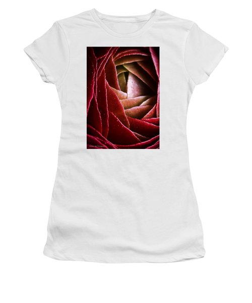 Red Dragon Women's T-Shirt (Athletic Fit)