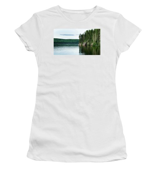 Red Lake Ontario Women's T-Shirt
