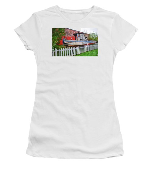 Redneck Dry Dock Women's T-Shirt