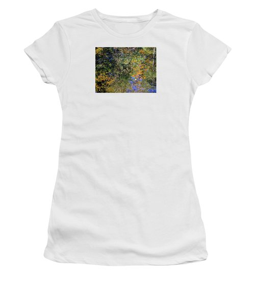 Reflected Glory Women's T-Shirt (Junior Cut) by Tim Good