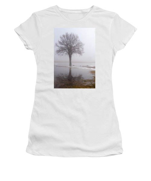 Reflecting Tree Women's T-Shirt