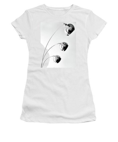 Reflection And Refraction 2 Women's T-Shirt (Junior Cut) by Alex Galkin