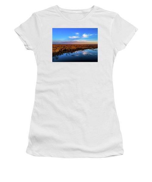 Reflection Pool Women's T-Shirt