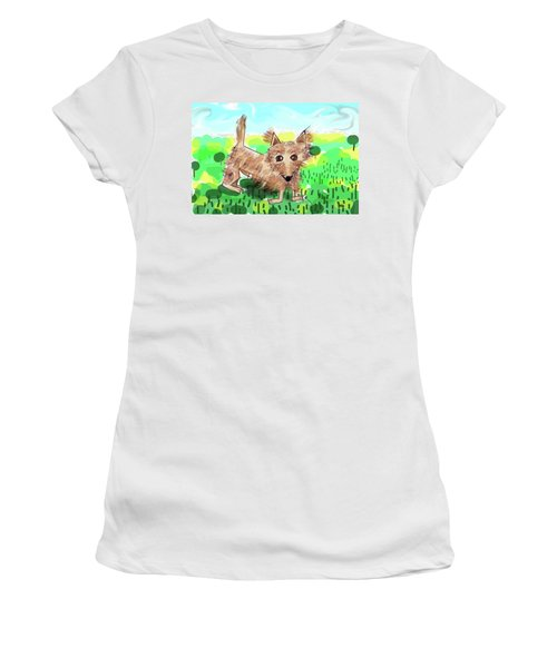 Remy, Laird Of The Cairn Women's T-Shirt