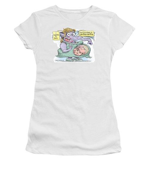 Republican Trump Abortion Women's T-Shirt