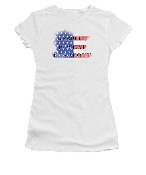 Respect Women's T-Shirt