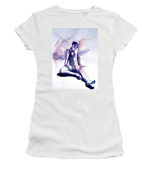 Resting Angel Women's T-Shirt