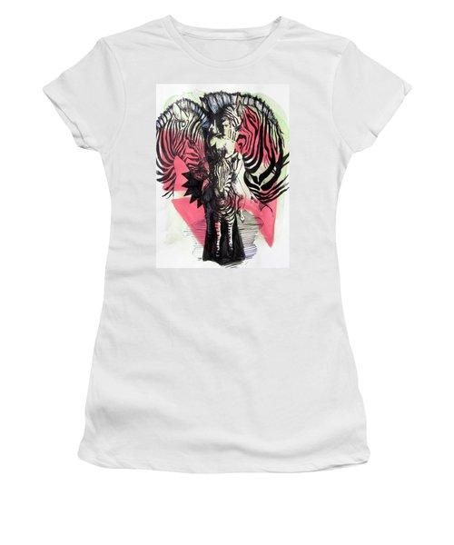 Return Of Zebra Boy Women's T-Shirt