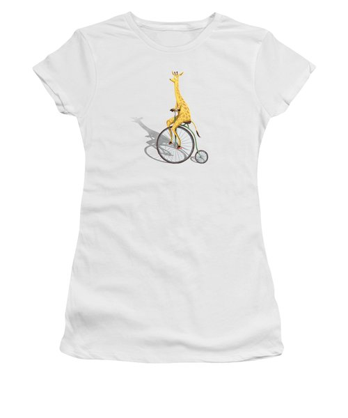 Ride My Bike Women's T-Shirt