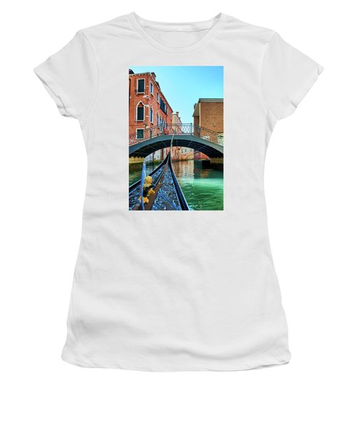 Ride On Venetian Roads Women's T-Shirt