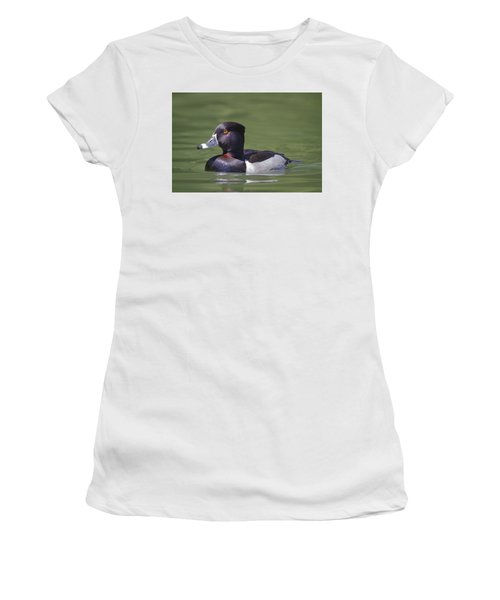 Ring-necked Duck Profile Women's T-Shirt