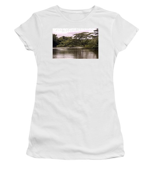 Riparian Rainforest Canopy Women's T-Shirt