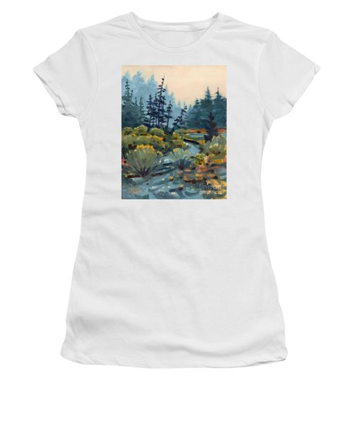 River Bend Women's T-Shirt (Athletic Fit)