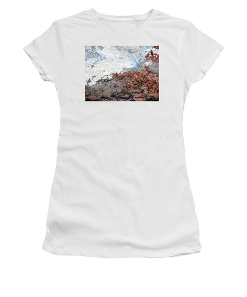 Rock Scenes Women's T-Shirt (Athletic Fit)