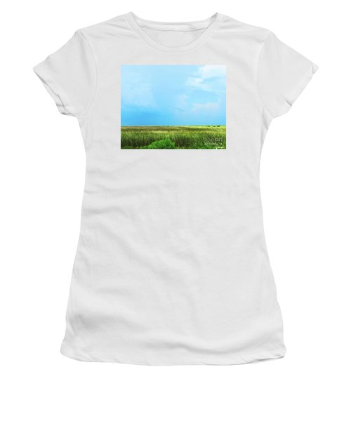 Rockefeller Wma Women's T-Shirt (Athletic Fit)