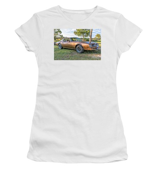 Rocky Pass Women's T-Shirt (Junior Cut) by Brian Wright
