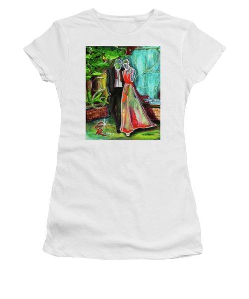 Romance Each Other Women's T-Shirt