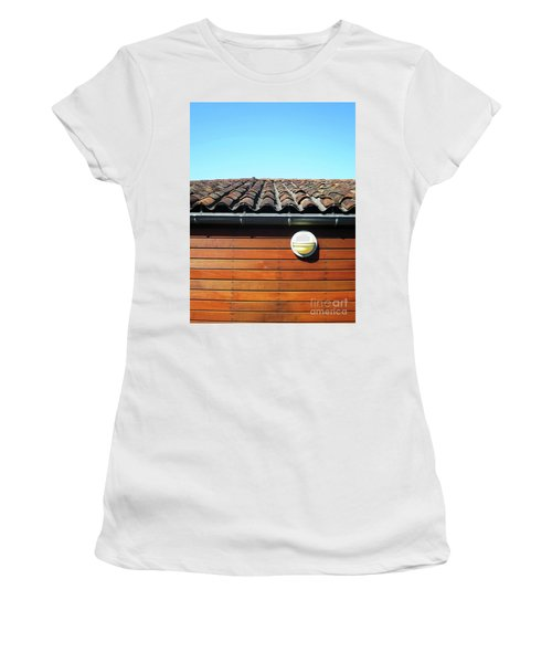 Roofline Ripples Women's T-Shirt