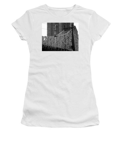 Roosevelt Island Tram Women's T-Shirt