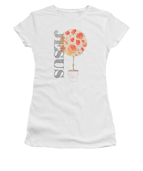 Rooted And Firmly Grounded In Love Women's T-Shirt