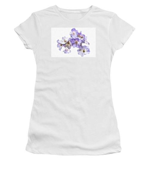 Rosa Canina - Watercolour Women's T-Shirt (Athletic Fit)